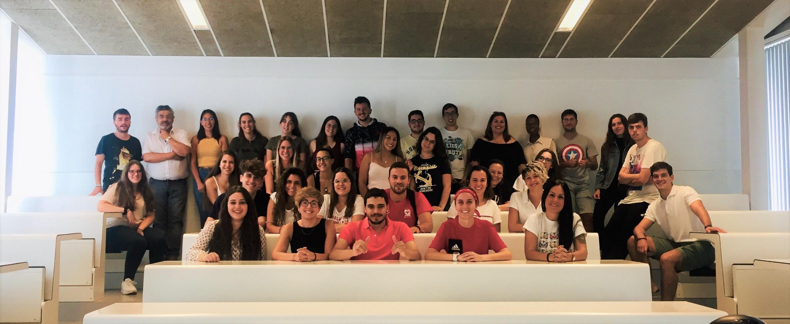 Delegados/as de clase curso 2019-20